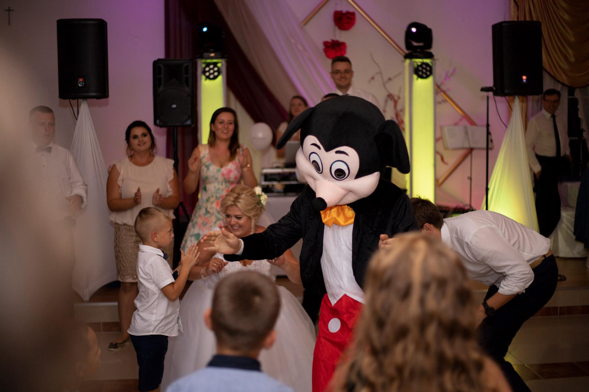 DJ na wesele - oprawa muzyczna wesel myszka miki Wyszków, Warszawa, Mazowieckie